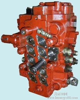 供应sk120挖掘机分配阀 -分配阀图片
