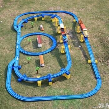 【电动托马斯小火车轨道玩具TOMY火车玩具儿童玩具批发和谐号动车