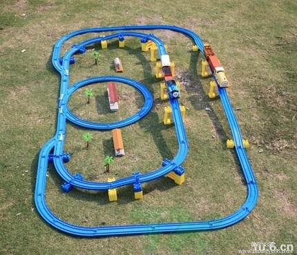 电动托马斯小火车轨道玩具TOMY火车玩具儿童玩具批发和谐号动车组