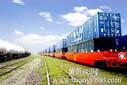上海-外蒙古乌兰巴托五金配件国际铁路运输