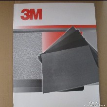 3m734水砂纸3M734砂纸塑胶漆面打磨砂纸