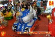 新型室内儿童游乐场设备,新款摇摆机超级大坦克新年热销