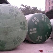 柳州整体式HFRP成品玻璃钢化粪池缩短施工周期首选南宁龙康专业厂家