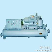 美的水冷螺杆机组水冷螺杆式冷水机组满液式螺杆冷水机组