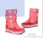 特卖一双包邮冬季新款亮皮磨砂厚底耐磨防滑中筒女靴休闲糖果色