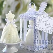 个性创意婚纱蜡烛图片
