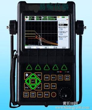【超声波探伤仪价格_易畅MUT620C内部裂纹探伤仪价格,焊缝夹渣检