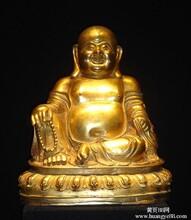 乾隆鎏金铜佛像的拍卖行情