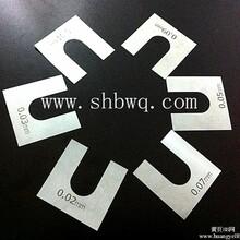 不锈钢垫片加工超薄垫片材料不锈钢皮
