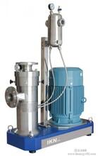 热门产品石墨烯润滑油改良型研磨机IKN改良型研磨机石墨烯研磨分散机