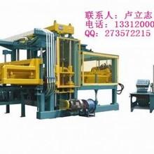 四川面包砖机空心砖机制砖机设备厂家