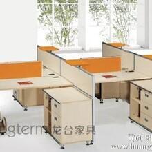 办公家具定制板式家具油漆班台