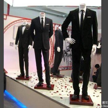服装店展示模特儿男座模瓷白模特儿假人成人男模