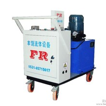 液压站蓄能器充氮车图片