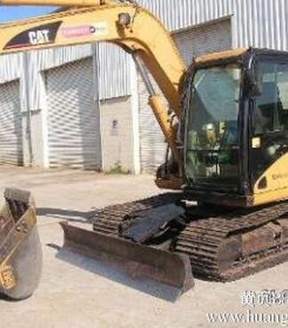 二手卡特挖掘机307C -二手挖掘机销售图片