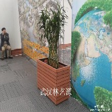 郑州塑木花箱-郑州塑木树池-郑州塑木休闲椅-郑州塑木垃圾箱-郑州塑木墙板