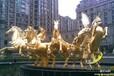 鄂尔多斯动物铸铜雕塑制作