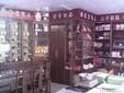 天津瑞祥货架厂木制展柜皮具展柜手机烟酒专柜百变货架