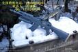 贵州毕节合鼎真人CS野战镭射装备AK代只要1700元