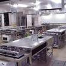 杭州酒店厨房设备回收图片
