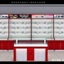 天津货架厂批发手机柜台高档柜台玻璃柜台烤漆柜台图片