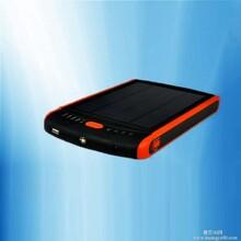 专业生产2300mAH大容量太阳能笔记本移动电源手机充电宝图片