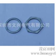 热镀锌电线套管热镀锌配件厂家直销质量保证元迫母六角迫母