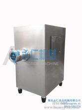 供应120型冻肉绞肉机5.5kw设备尺寸910x560x1090mm