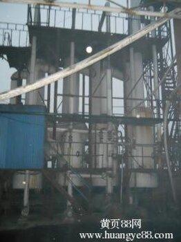 【二手10吨蒸发器用处特点工作原理德国进口三效蒸发器】- 黄页88网