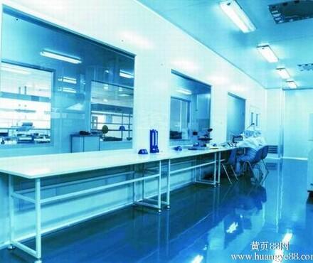 【净化实验室装修 药厂装修 免费提供实验室设计方案 专业的设计团队