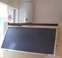 平板壁挂式太阳能图片