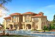 别墅设计图纸cad施工图效果图欧式豪宅自建房建筑设计22