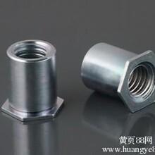 机箱支撑线路压铆螺柱,通孔盲孔压铆螺柱诺凯科技供应