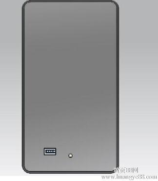 无线苹果充电器外壳无线充电器手机外壳无线充电器外壳 -无线充电器图片