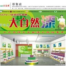 2013中国十大品牌油漆涂料招商,大自然漆免费加盟代理品牌油涂料代理加盟