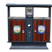 郑州钢木垃圾桶价格,户外环保垃圾桶,不锈钢垃圾桶系列,兰亭钢木垃圾桶