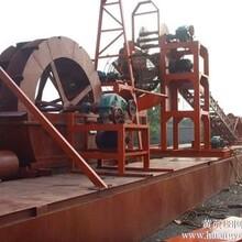 采沙船制造