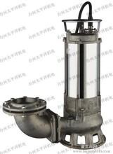 WQP不锈钢耐腐蚀排污泵经久耐用图片