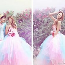 三亚艾达婚纱摄影--甜蜜浪漫婚纱摄影