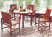 厂家直销户外家具花园家具套桌椅