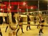 上饶华翎--全国最专业的钢舞培训中心之一