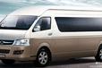 九龙大海狮商务车6至18座,汽油柴油,天然气