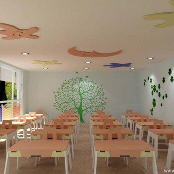 北京幼儿园装修设计价格