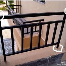 供应高品质锌钢阳台护栏锌钢护栏厂家华胤值得信赖图片