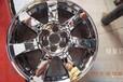 凯迪拉克SRX电镀轮毂专业修复