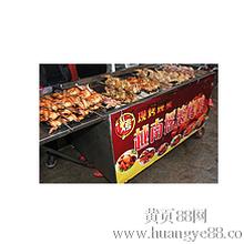 新春特卖烤鸡炉全自动六排五排烤鸡炉烧烤炉