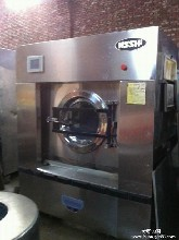 包头二手工业水洗机9成新鸿飞50公斤工业水洗机