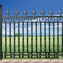 供应球墨铸造围墙护栏艺术花件的厂家图片