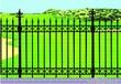 供应墨脱玛钢铸造围墙护栏球墨铸铁艺术栏杆精密铸件工艺花件