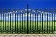 供应通海玛钢围栏球墨栏杆铸铁护栏铸铁围墙合金栅栏
